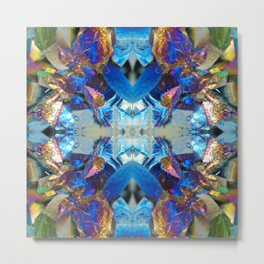 Mineral Composition 10 Metal Print