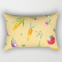 Let's Eat! Rectangular Pillow