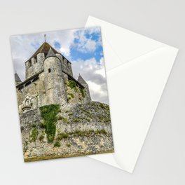Medieval Castle on a Hill Stationery Cards