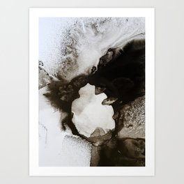 Organic Conception IV Art Print