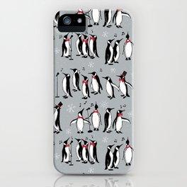 Choir Practice iPhone Case