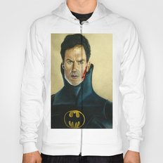 The Caped Crusader Hoody