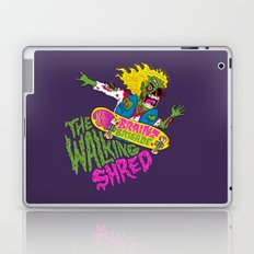 The Walking Shred Laptop & iPad Skin