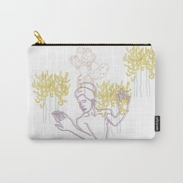 Africana Carry-All Pouch