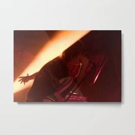 Julian Casablancas of The Strokes Metal Print