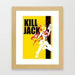 KILL JACK - SIREN Framed Art Print