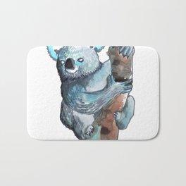 the koala awesome Bath Mat