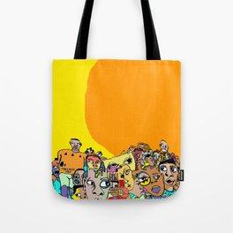 WHPK Saturday [COLOR VERSION] Tote Bag