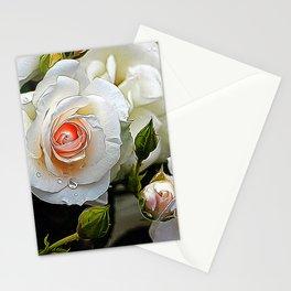 Rose20151055 Stationery Cards