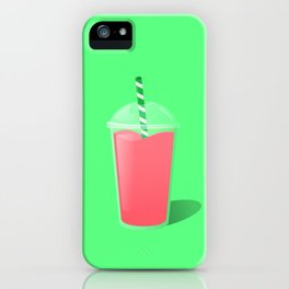 Smoothie iPhone Case