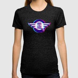 metro illusions - 3D T-shirt