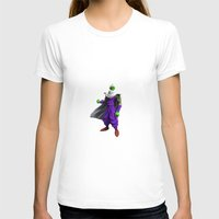 dbz T-shirts featuring DBZ Piccolo by ZariusArts