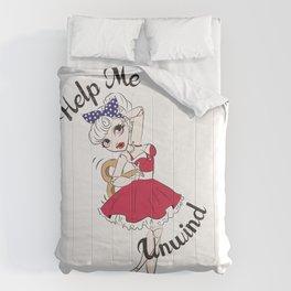 Dancing Doll Comforters