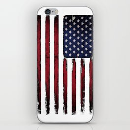 United states flag iPhone Skin