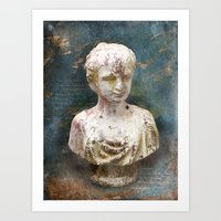 antique Art Prints featuring ANTIQUE by INA FineArt