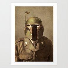 General Fettson Art Print