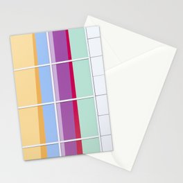 Reflections of the Getty Stationery Cards