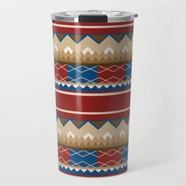 Navajo Pattern 2 Travel Mug