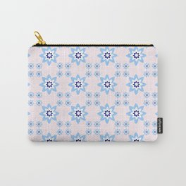 Blue flower 2 Carry-All Pouch