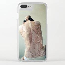 Dissection of it All Clear iPhone Case