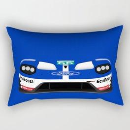 Minimal GT Le Mans 2016 Rectangular Pillow