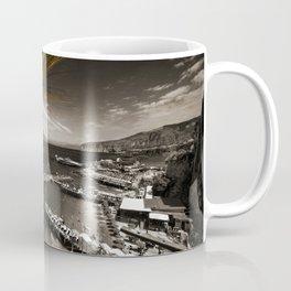 Sorrento Erupts Coffee Mug