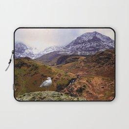 Mount Snowdon, Wales. Laptop Sleeve