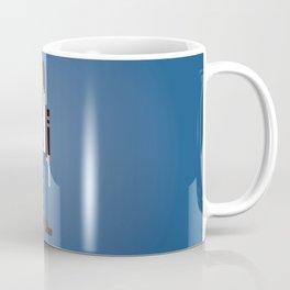 The Man With Metal Claws Coffee Mug