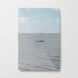Blue Summer II Metal Print