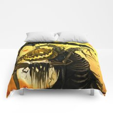 Autumn Harvester Comforters