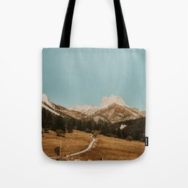 Mont Thabor/// Gran Séru Tote Bag