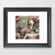 Rosalie Framed Art Print