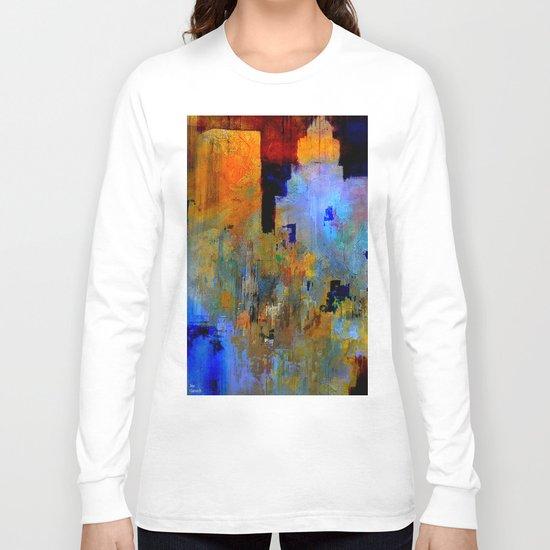 An autumn in Central Park Long Sleeve T-shirt