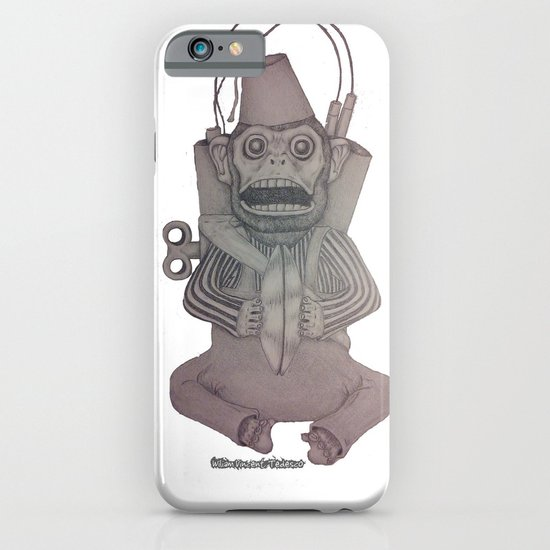 Monkey Bomb  iPhone & iPod Case
