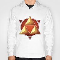 triforce Hoodies featuring Triforce by lythy
