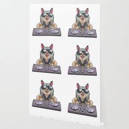 Cat DJ Wallpaper