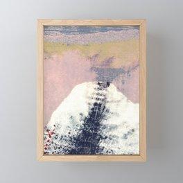 Volcanic Framed Mini Art Print