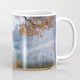 Autumn Oak In Yosemite Coffee Mug