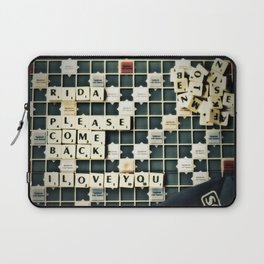 Come Back... Laptop Sleeve
