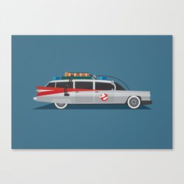Ghost Busters Canvas Print