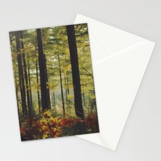 Autumn Wood Stationery Cards