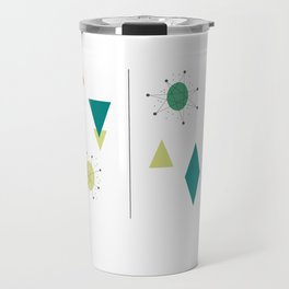1950s Mid Century Design Travel Mug