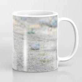 Red Tailed Hawk Catch Coffee Mug