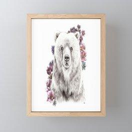 He's a Romantic Framed Mini Art Print