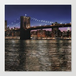 A Brooklyn Point of View Canvas Print