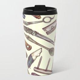 Shanks & Shivs Metal Travel Mug