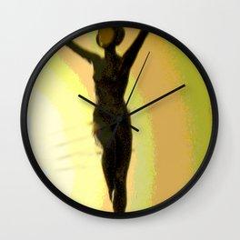 Deco Dance Wall Clock