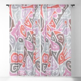 Cora Sheer Curtain