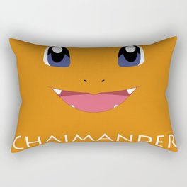 Chaimander all over Rectangular Pillow
