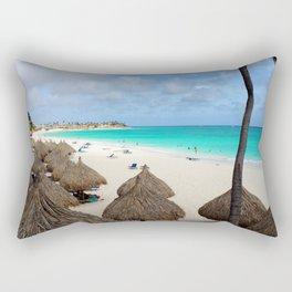 Paradise Photography Rectangular Pillow